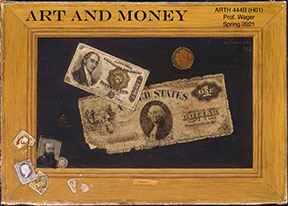 art and money image